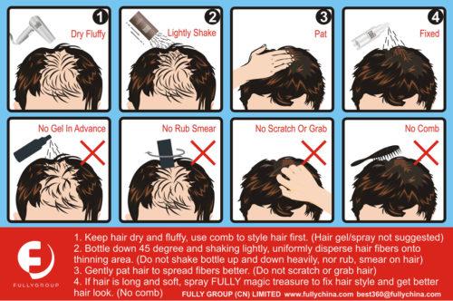 загуститель для волос